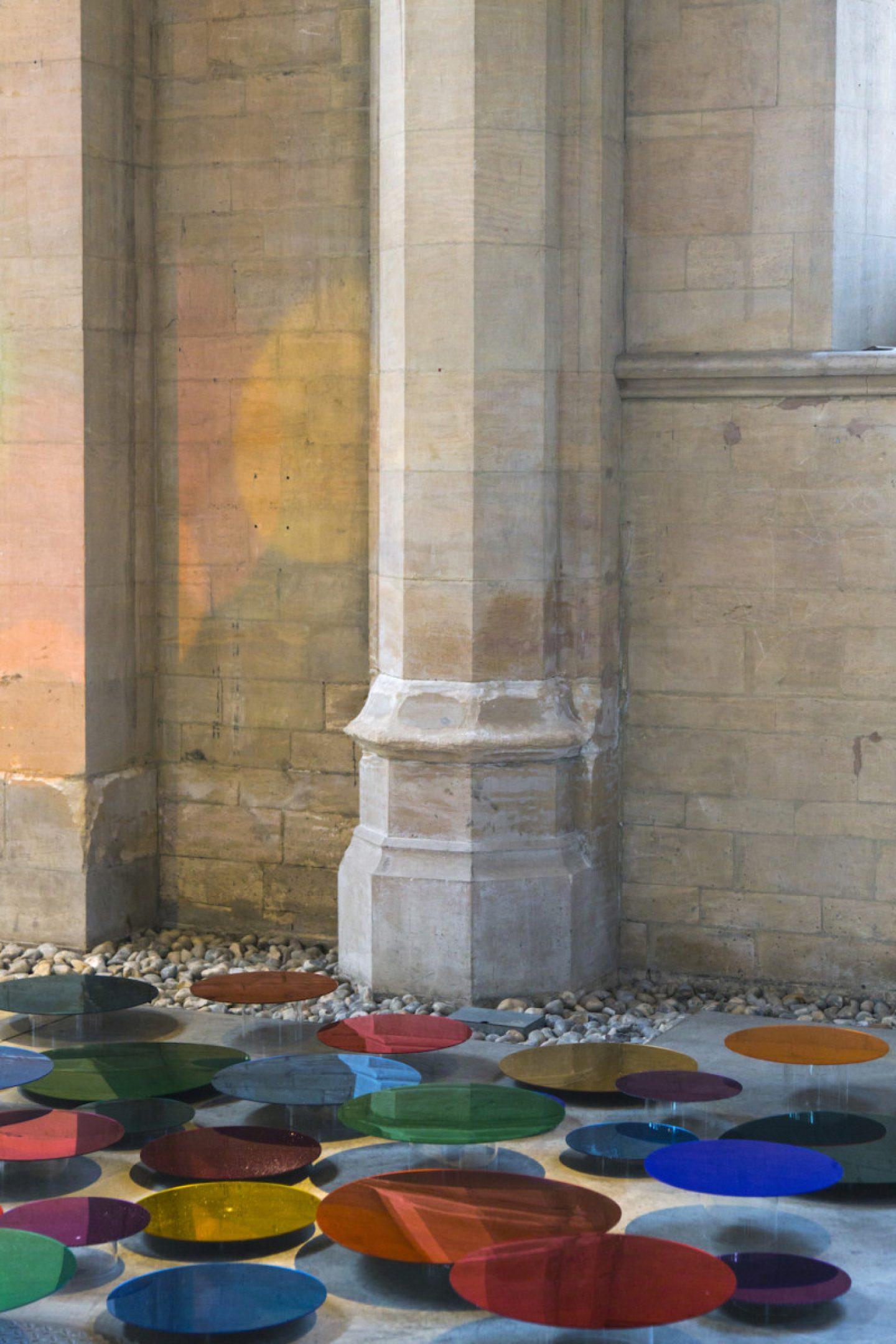 3. Liz West_Art_ Colour Reflection, 2016. Image Credit - Hannah Devereux