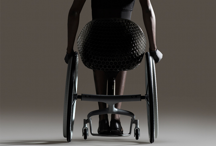 The World's First 3D-Printed Wheelchair