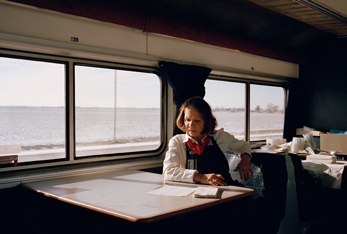Life On A Long-Distance Train