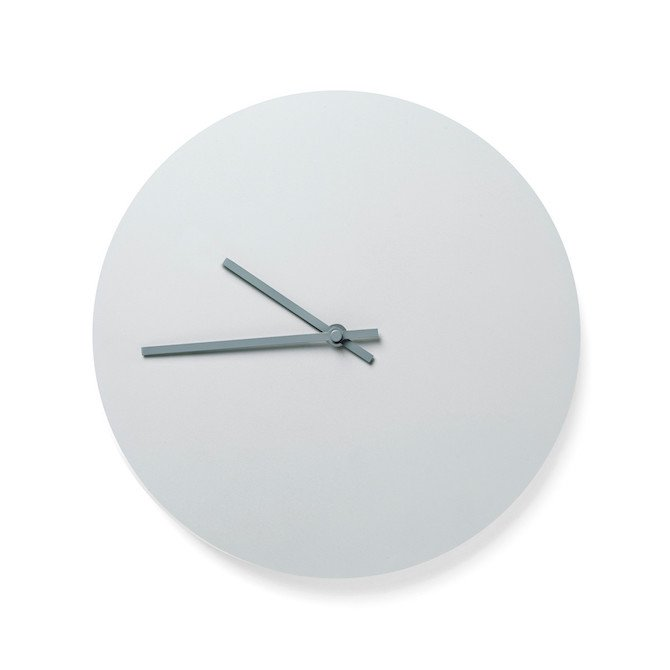 Norm Steel Clock