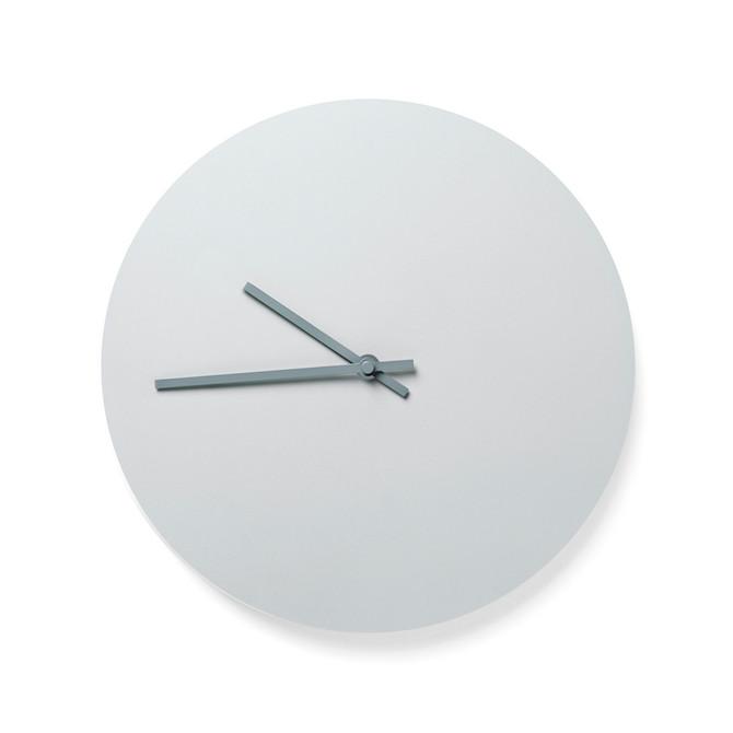 Norm Steel Clock
