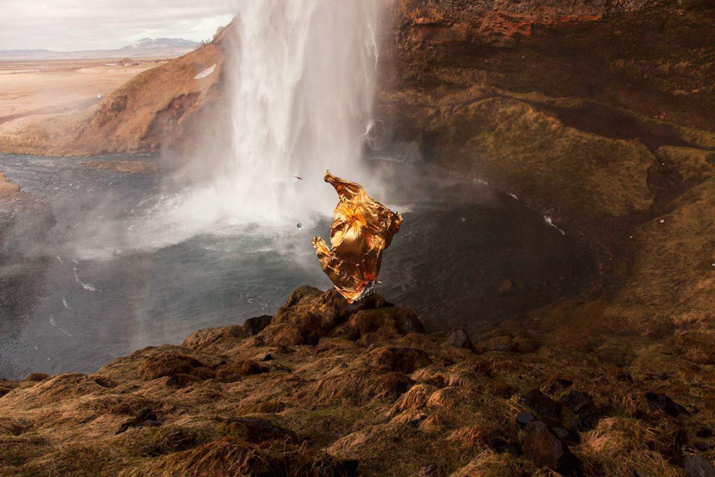 Wind-Sculptures---Iceland-Seljalandsfoss