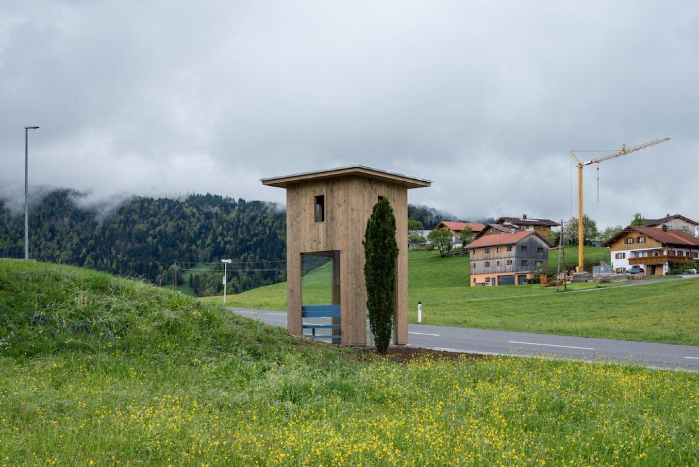 Bus Stop Krumbach, Oberkrumbach