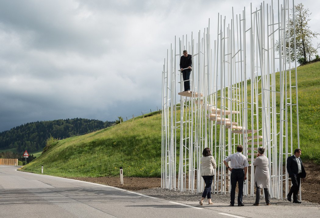 reinvented bus stops by world renowned architects ignant com