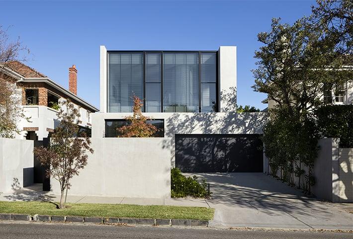 An Elegant Residence In Melbourne