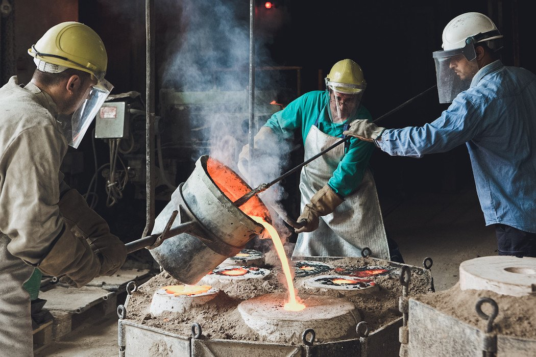 A Visit To The World's Oldest Bronze Casting Foundry