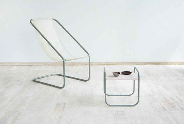 A Furniture Made From Seaweed