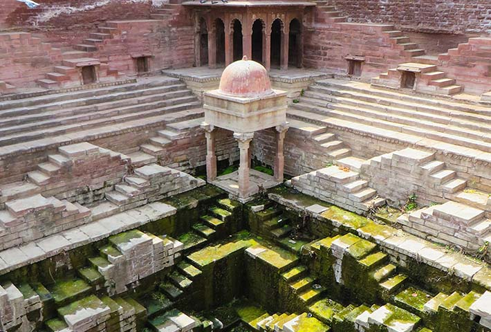 Our 10 Favorite Ancient Indian Stepwells