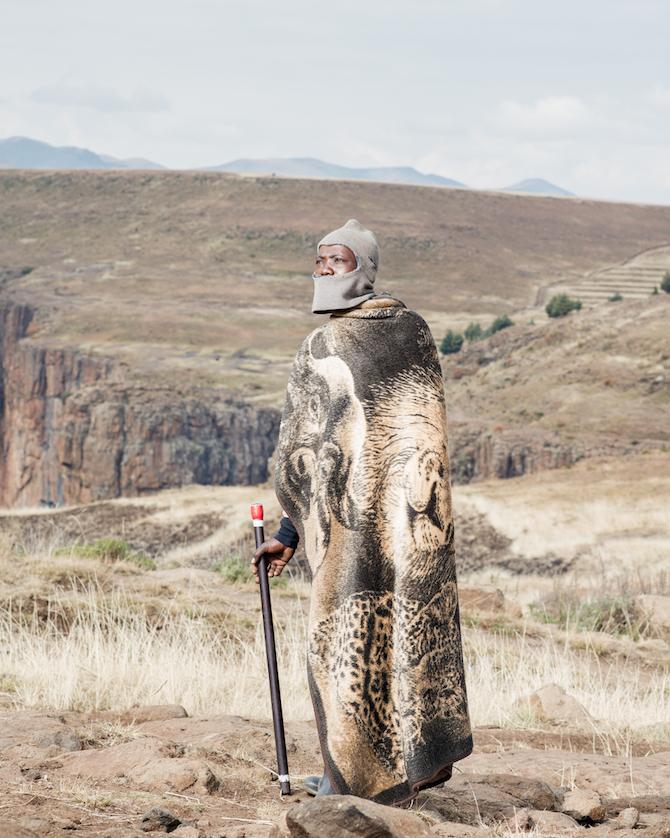 6. Paleho Silase - Ha Bati, Lesotho