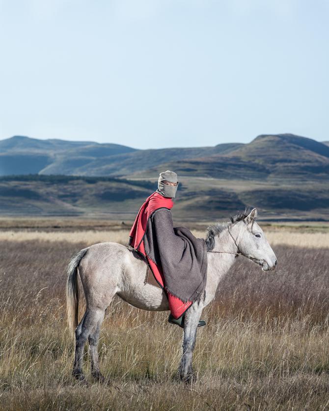 9. Lehlohonolo Phethoka - Ha Molajafe, Lesotho