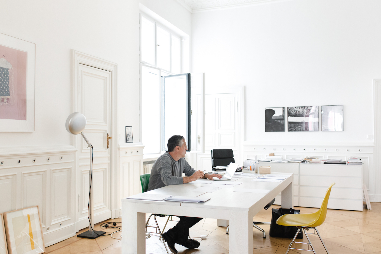 a visit to andreas murkudis m bel architektur. Black Bedroom Furniture Sets. Home Design Ideas