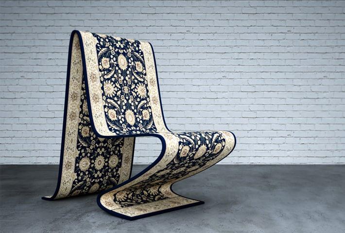 The Magic Carpet Chair