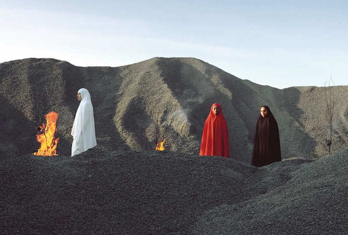 Mystical Portraits by Maïmouna Guerresi