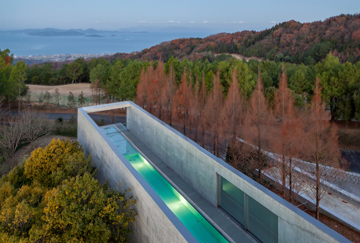 The Setouchi Aonagi Hotel By Tadao Ando