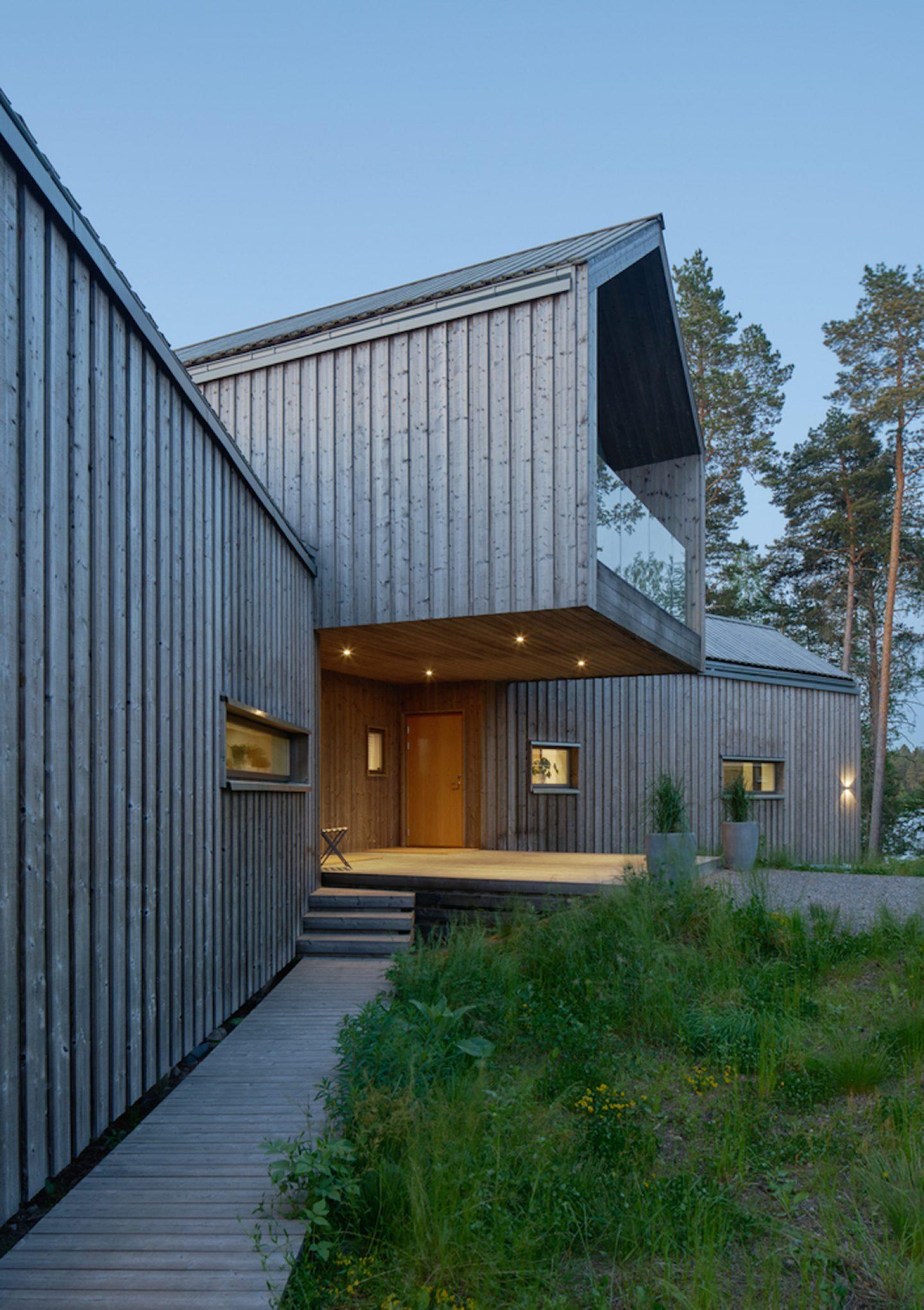 Villa Sunnanö, Murman Arkitekter