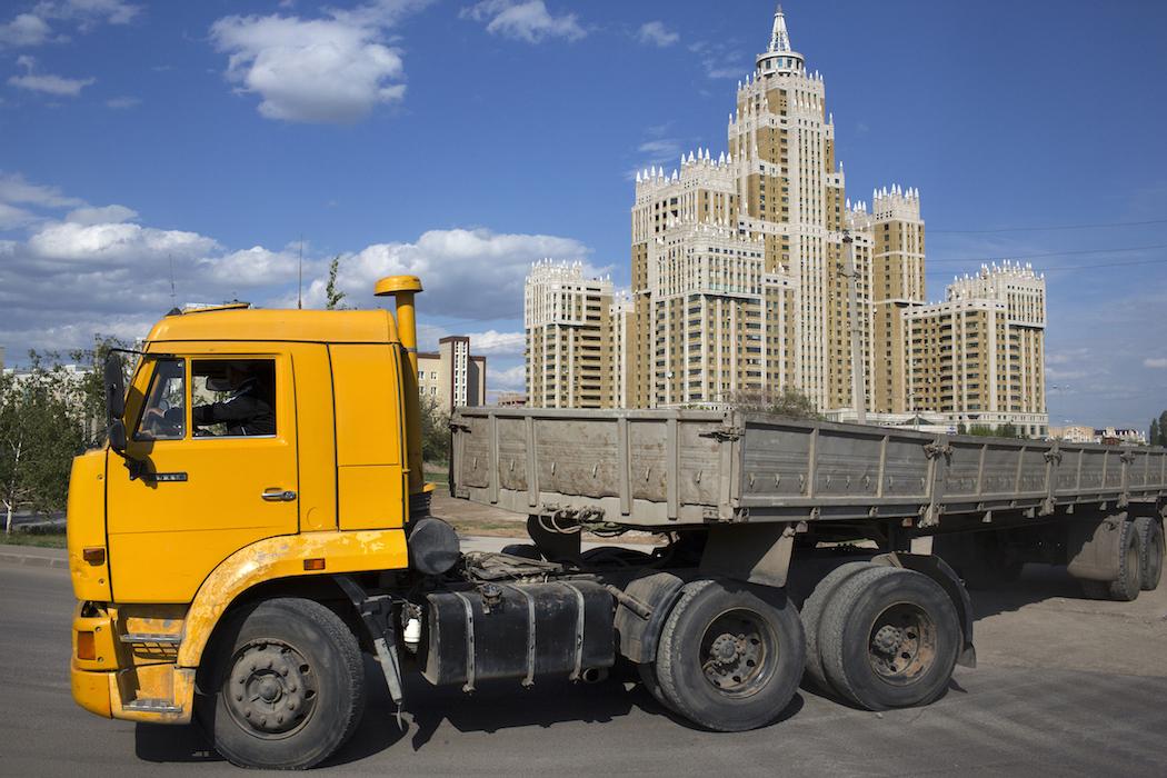 Architecture In Astana Kazakhstan