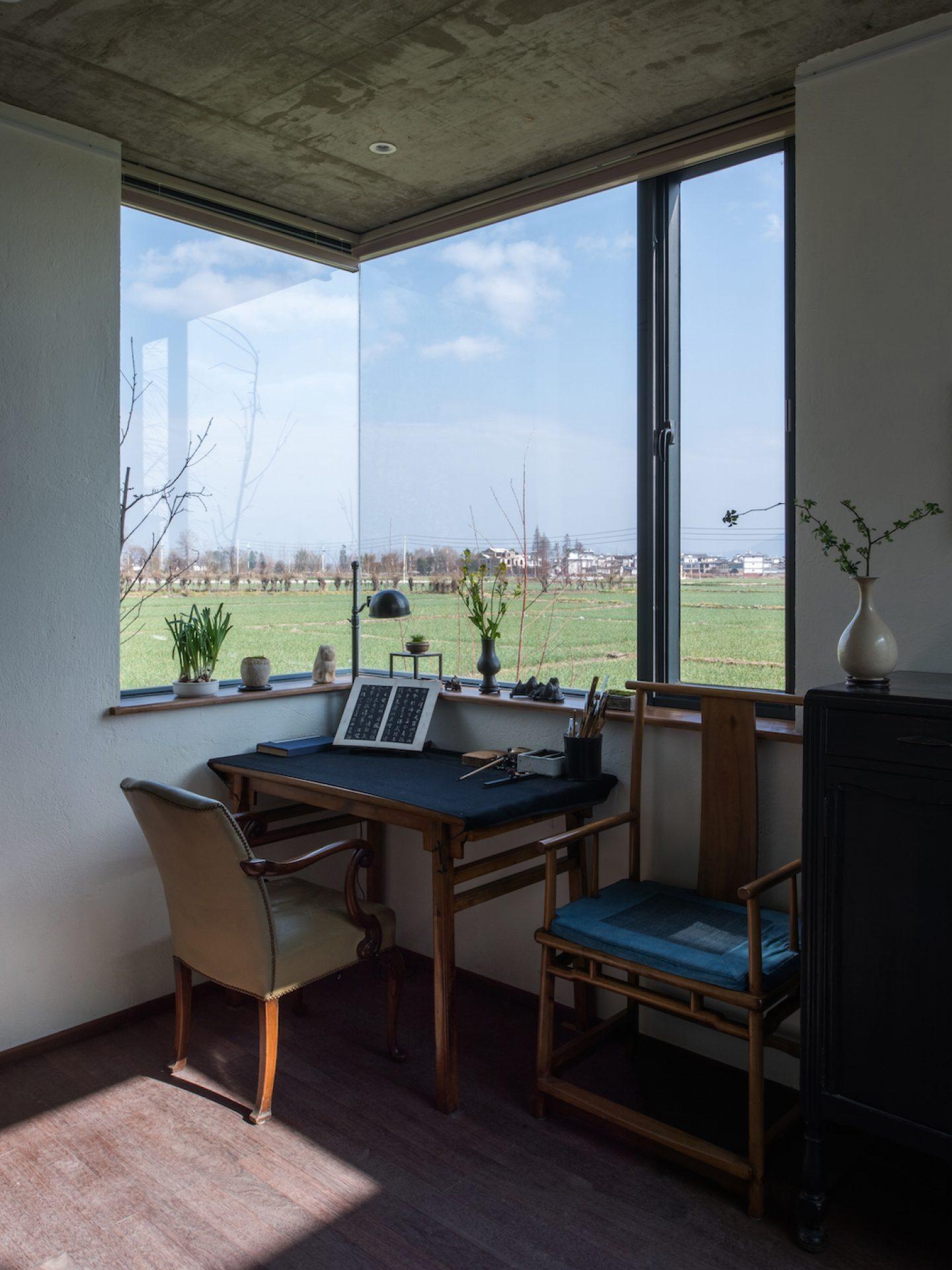 Zhaoyangarchitects_Architecture_020_artist's study
