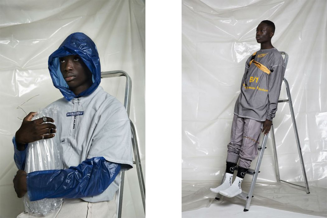 A Cold Wall Drops Its Ss17 Collection Ignant Com