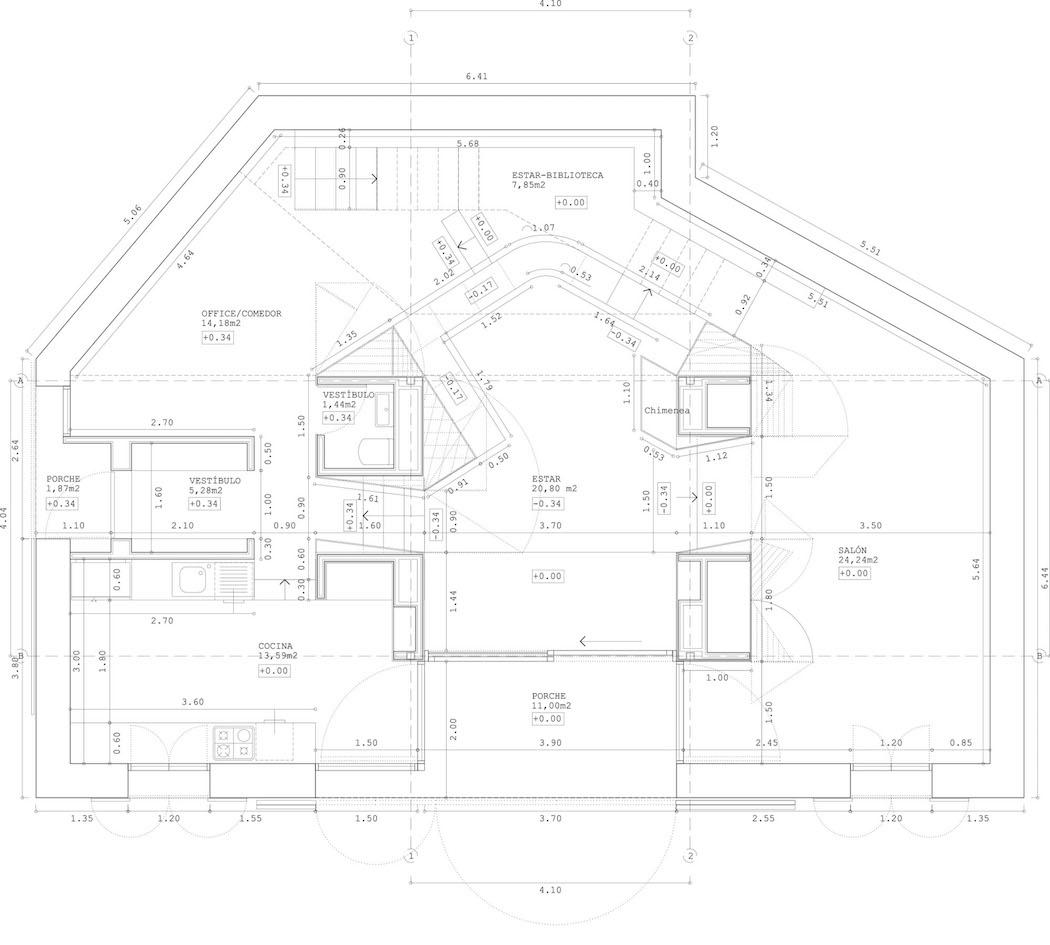 House Plans Steep Slope Get House Design Ideas