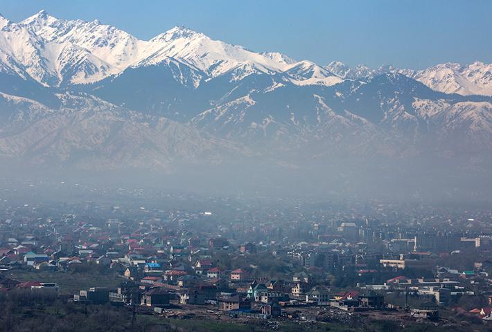 Capturing Kazakhstan's Two Capitals