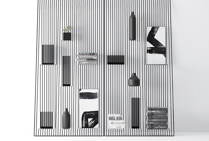 A Shelf With Hidden Depth