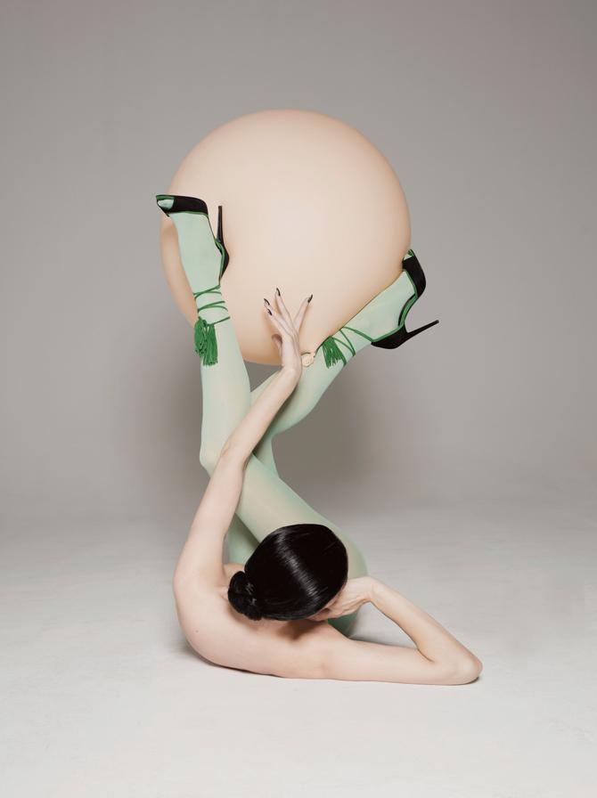 Ballon By Monica Menez