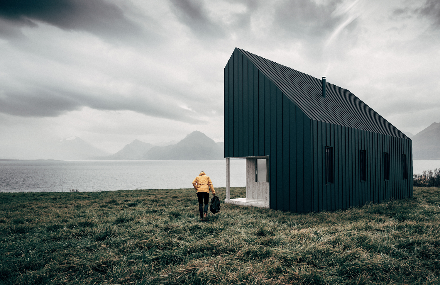 The Backcountry Hut
