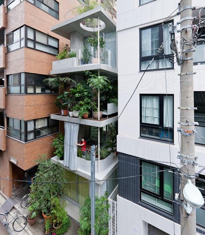architectureryuenishizawahousegarden0a0a04 House And Garden By Ryue Nishizawa