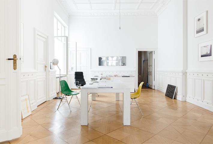 A Visit To Andreas Murkudis Möbel + Architektur