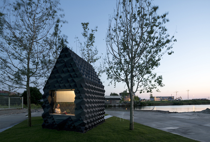 The World's First 3D Printed Canal House