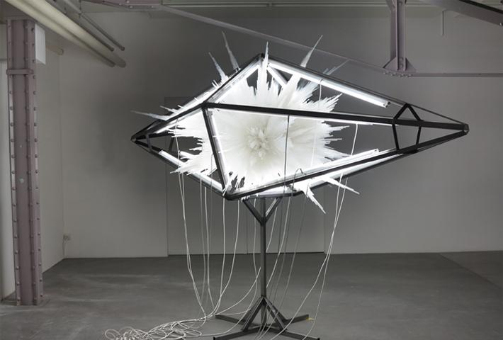 'Lightthing' by Heiko Blankenstein