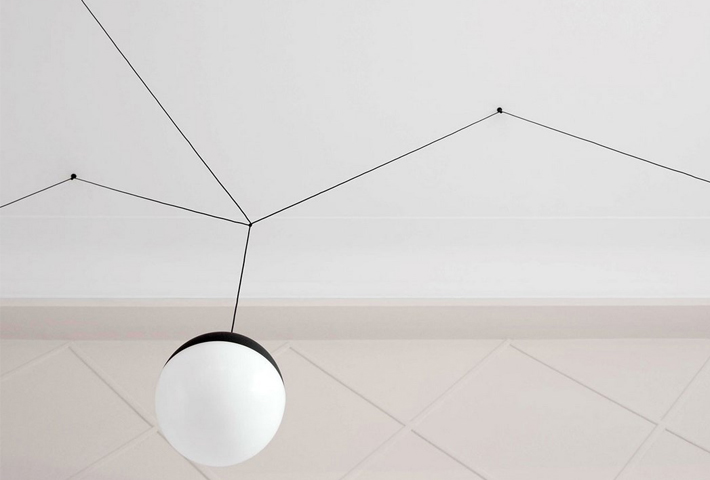A Minimal Lighting System By Michael Anastassiades