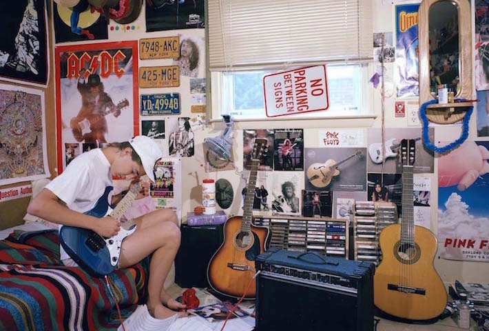A Flashback Into Nineties Teenage Rooms