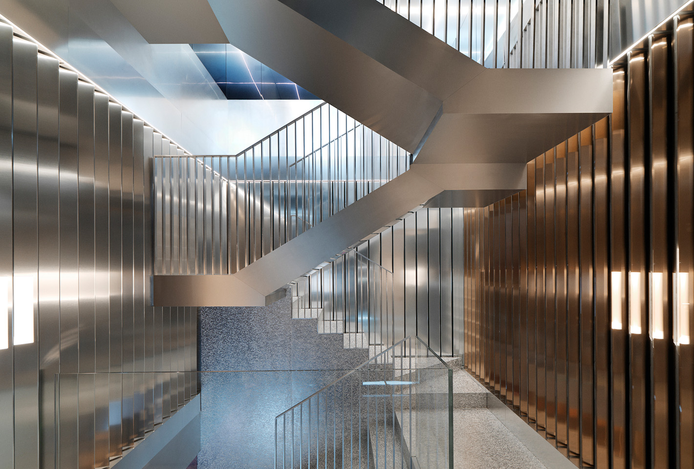 Repossi Jewelry Flagship Store In Paris
