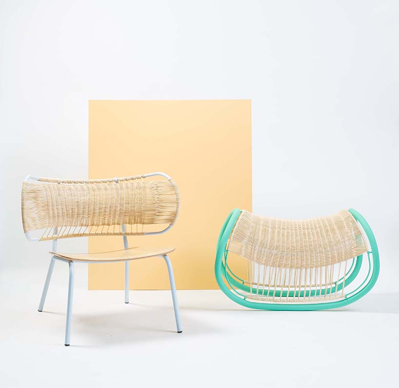 Efi Ganor / Weaved Seats
