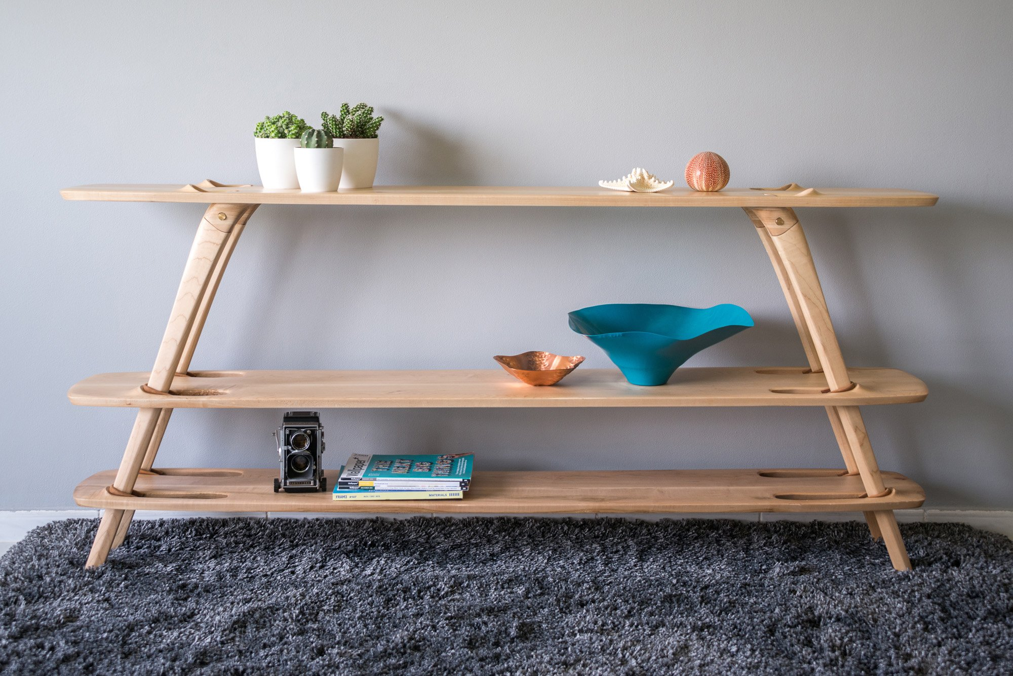 Multi-Tier Shelf By Kalo