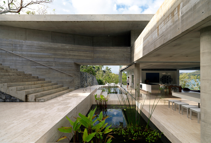 Solis House By Renato D'Ettorre Architects