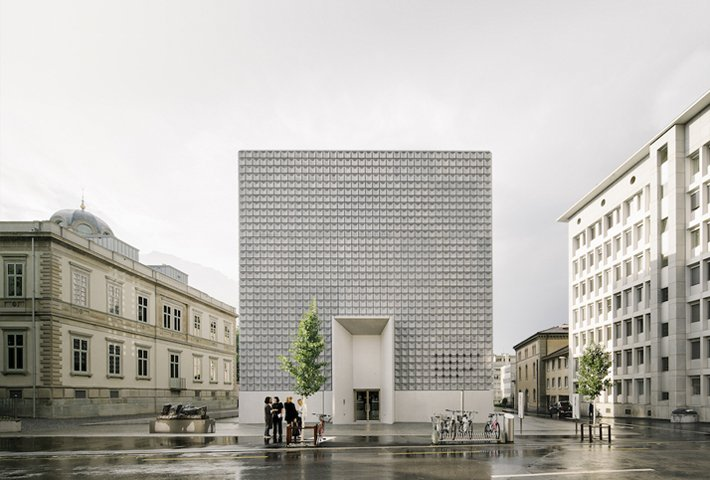 The Bündner Kunstmuseum By Barozzi Veiga