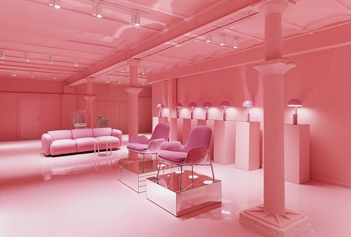 The Bold Universe Of Normann Copenhagen