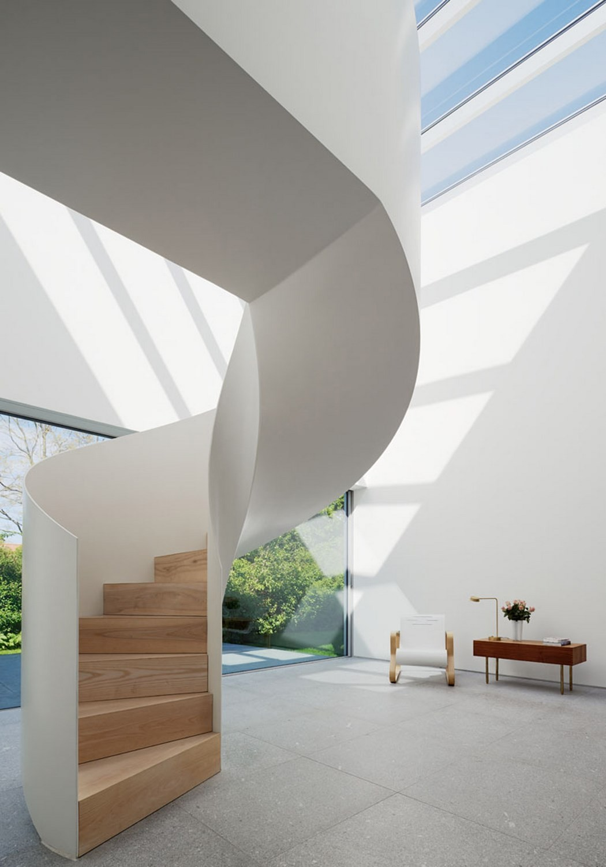 a perfectly minimal swedish house   ignant