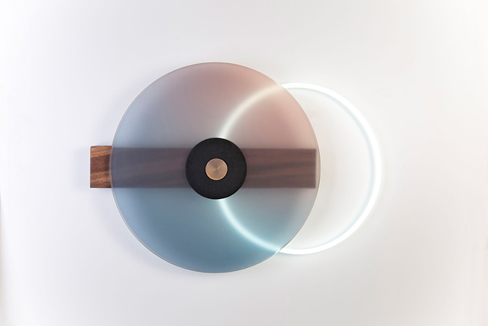 Wall Lamp By Lucía Soto