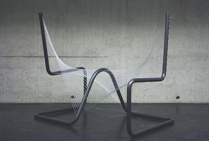 'Saitens' Chair By Clara Schweers