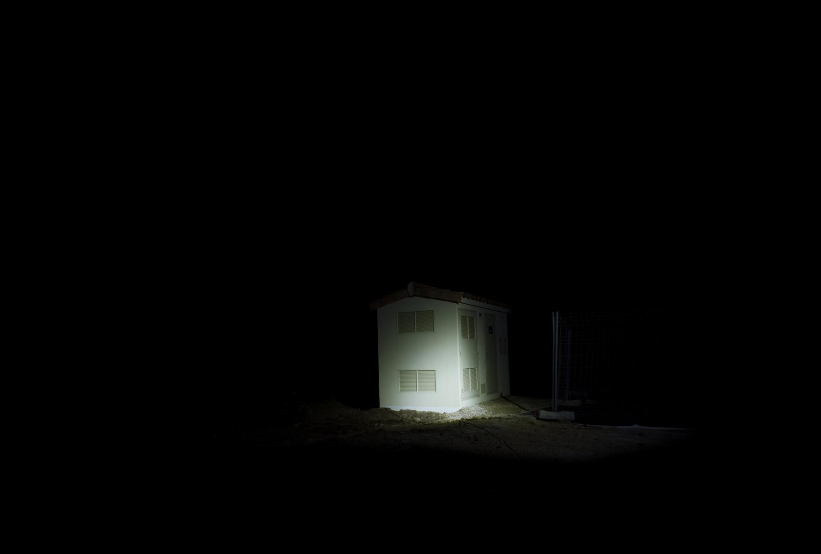 Le silence de mes nuits