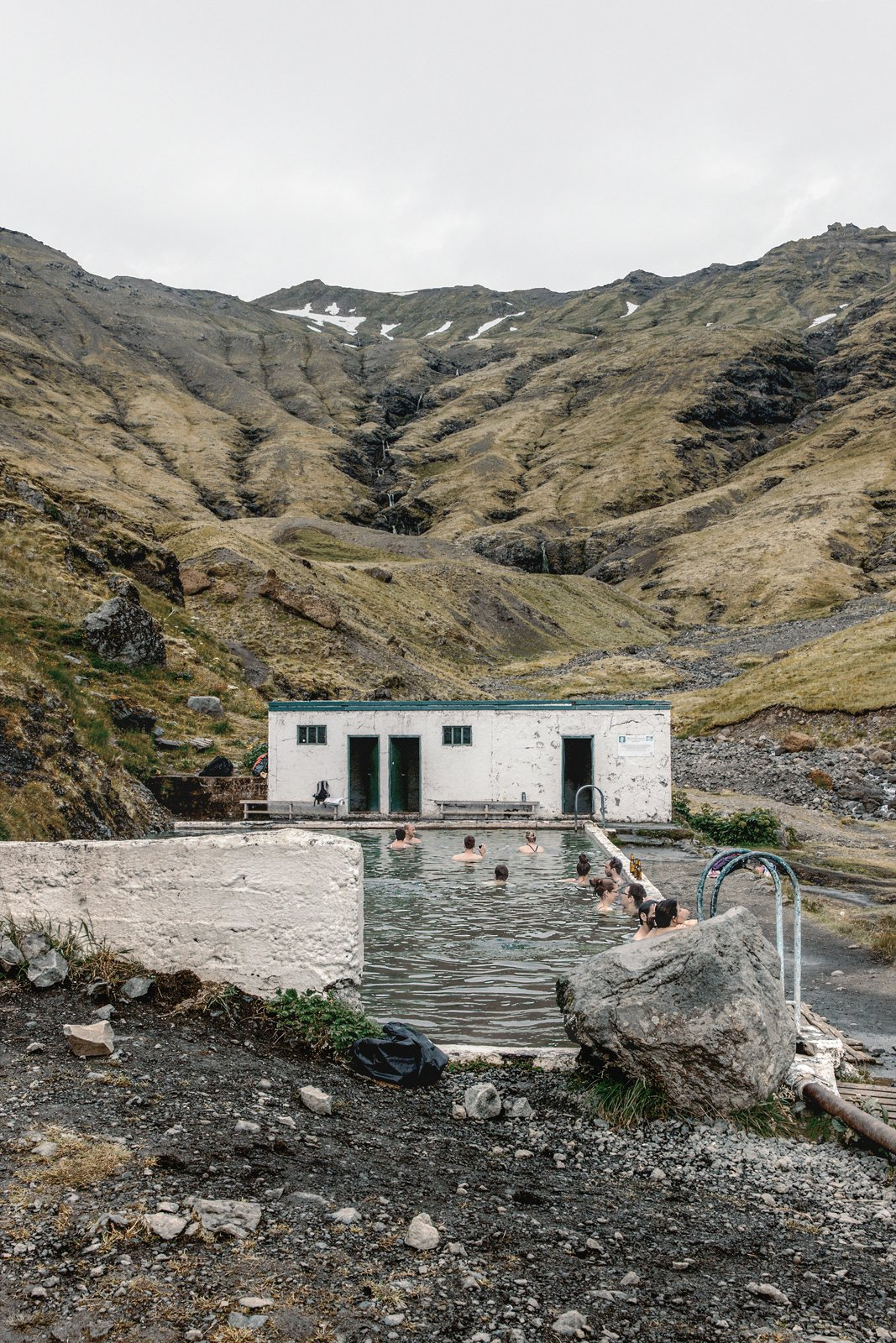 Somewhere In Iceland By Giulia De Marchi