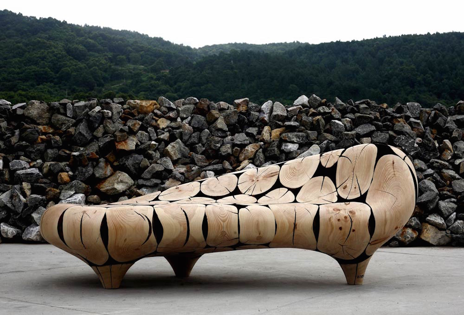Wood Sculptures by Jae Hyo Lee #artpeople