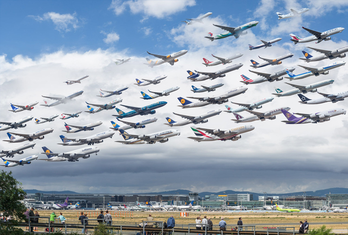 Airportraits By Mike Kelley