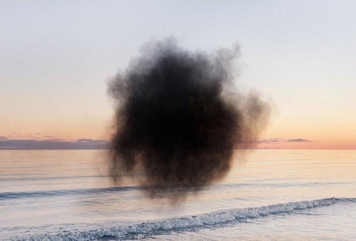 The Haunting Landscapes Of Inka And Niclas Lindergård