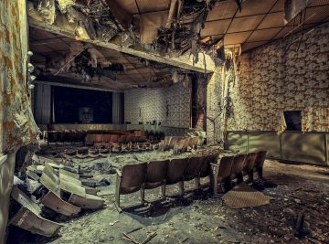 forgotten decay Cinema