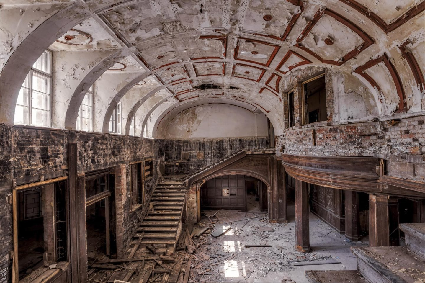 The Spirit Of Abandoned Spaces By Christian Richter