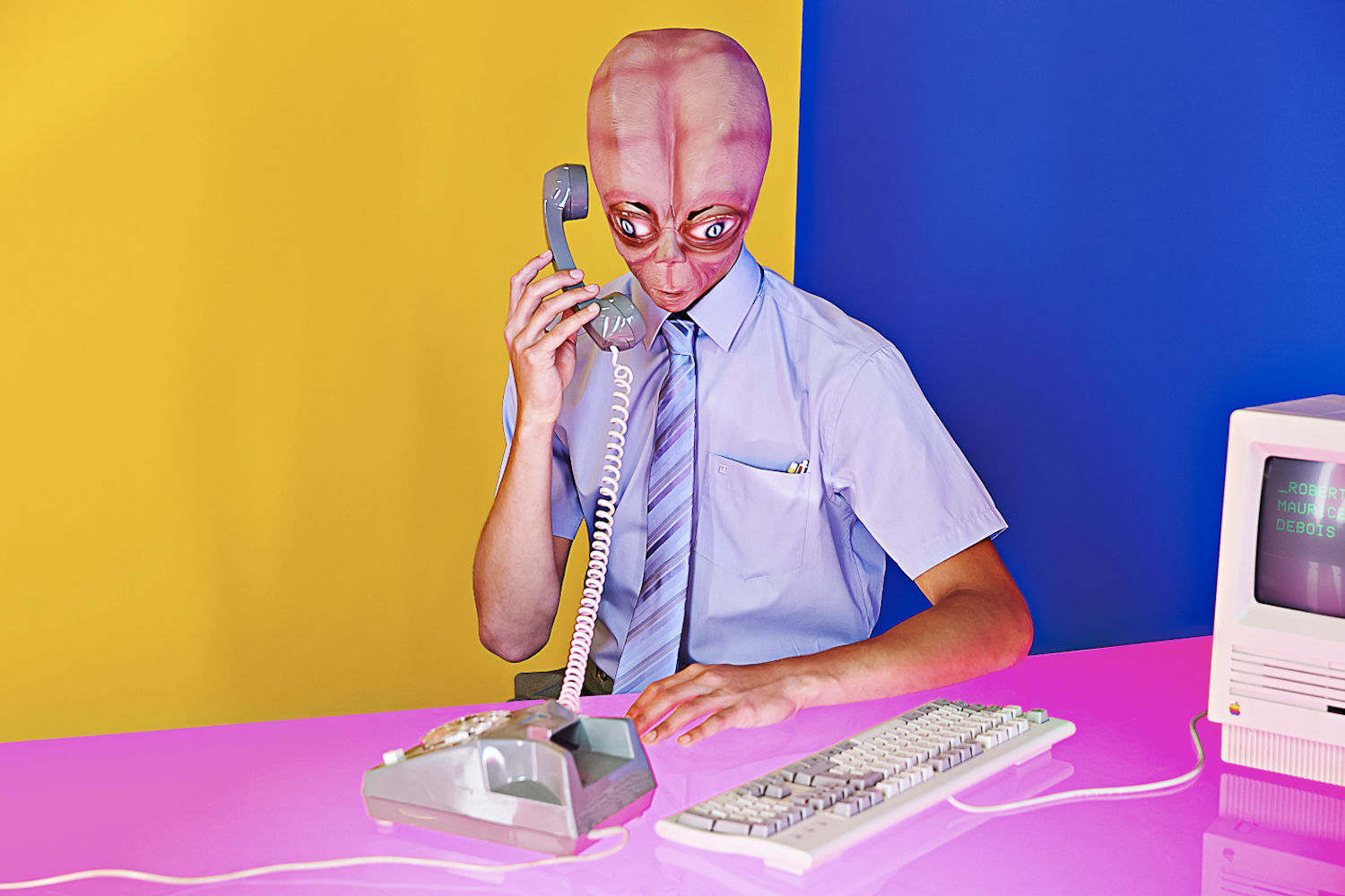 The Ordinary Life Of Robert Extraterrestrial